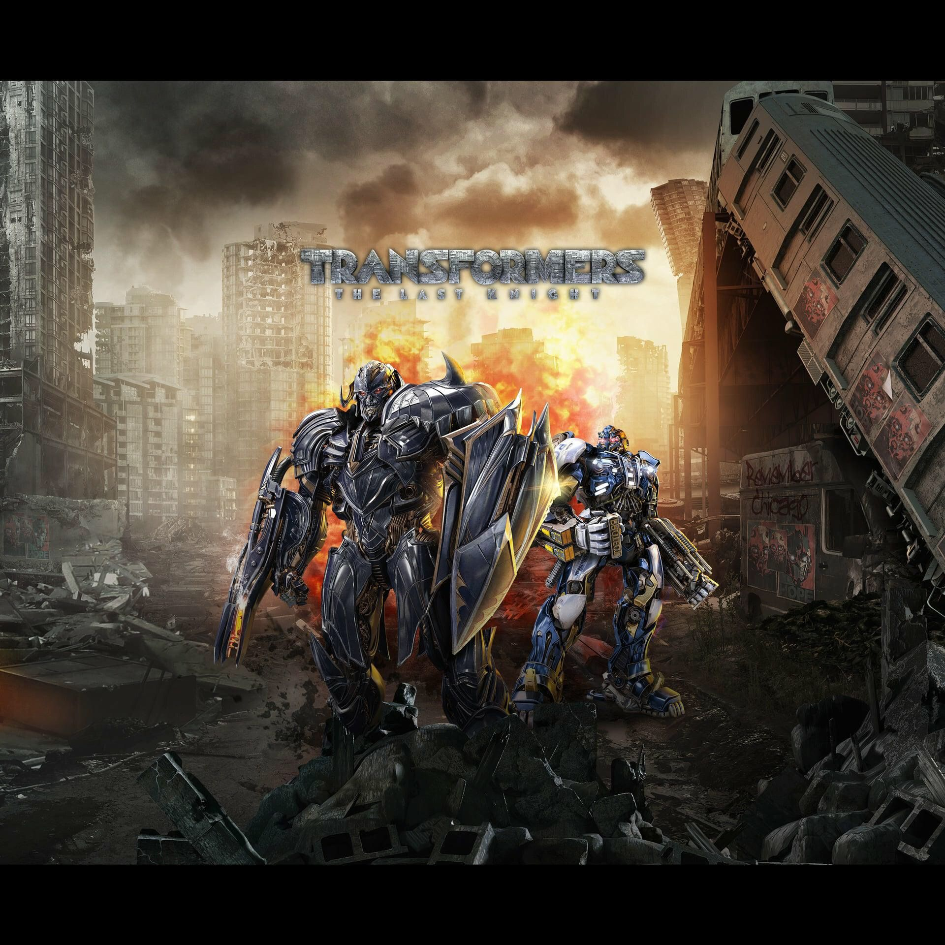 the official app for transformers: the last knight has just been