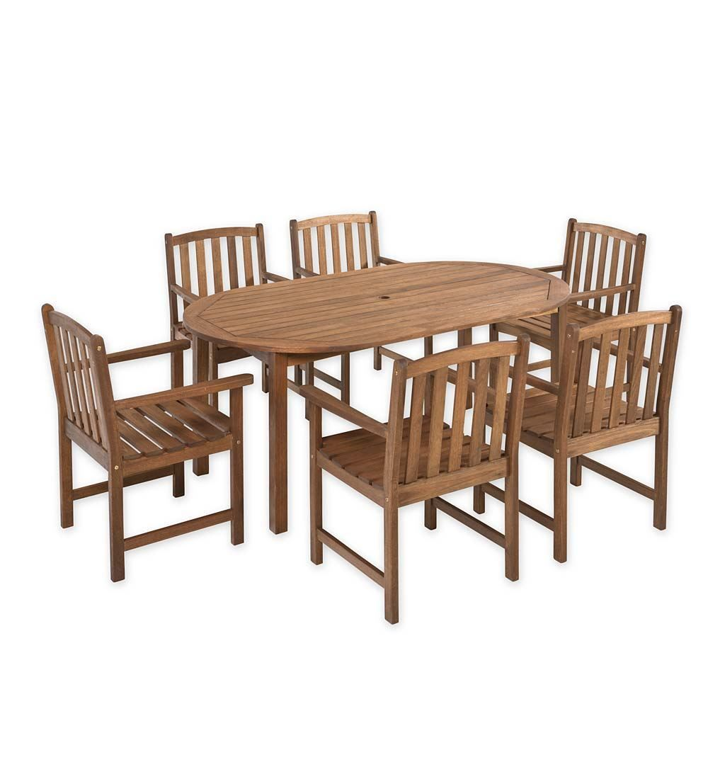 28+ Wood outdoor dining table set Ideas