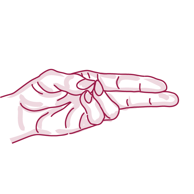 Pran Mudra Life Mudra Join The Ring And Little Fingers To The Tip Of The Thumb And Extend The Othe Sleep Apnea Treatment Laser Eye Surgery Snoring Solutions