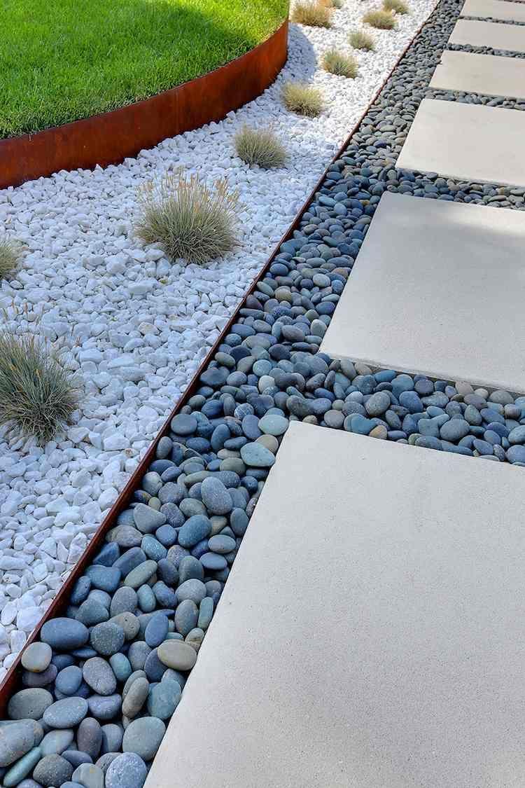 Vous trouverez dans notre galerie d\'images la bordure jardin idéale ...
