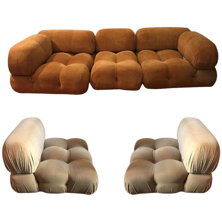 Camaleonda Sofa Design Mario Bellini For B B Italia 1970s