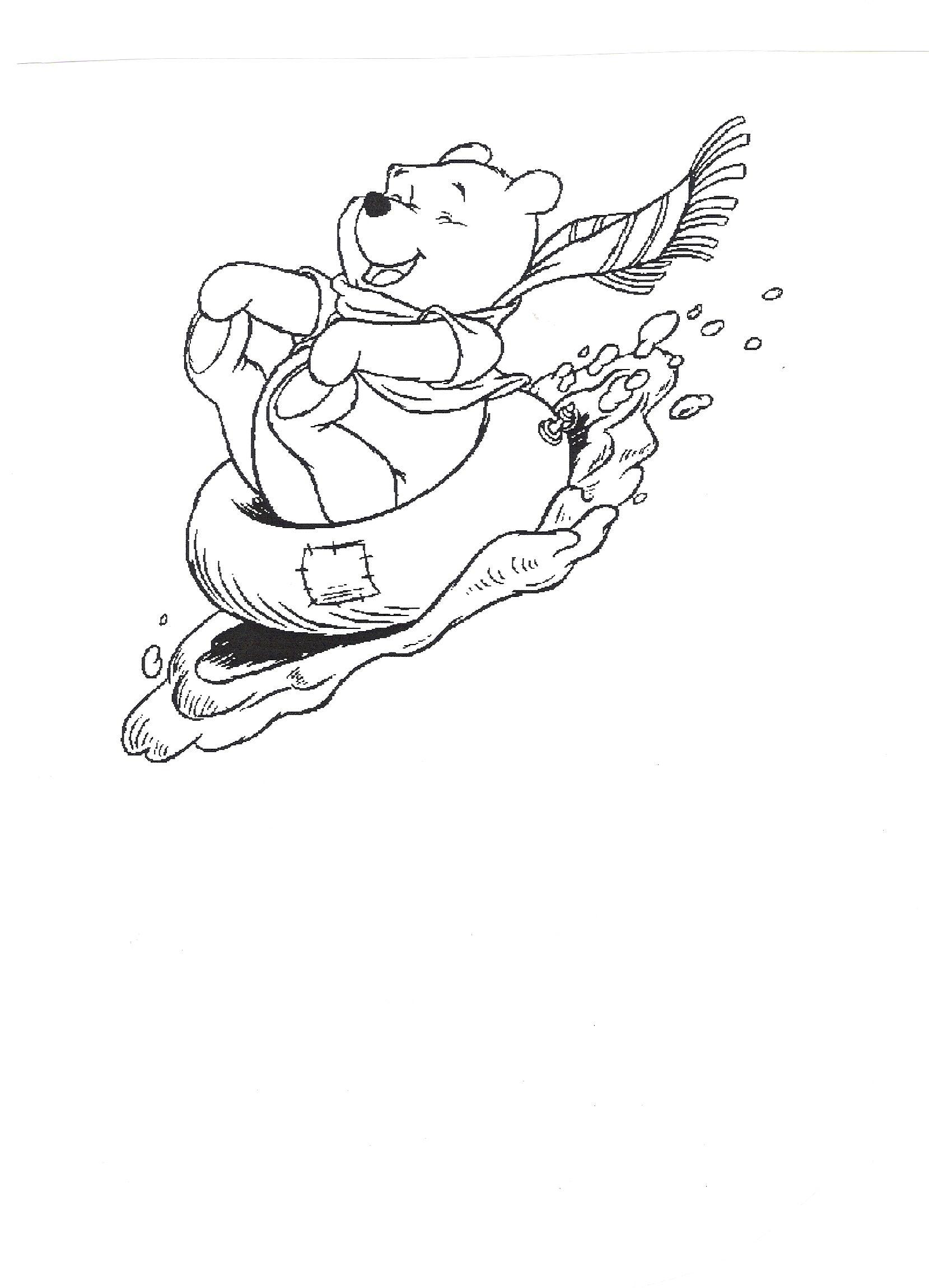 Pin de Silvia Poblete en fotocopias | Pinterest | Winnie de pooh