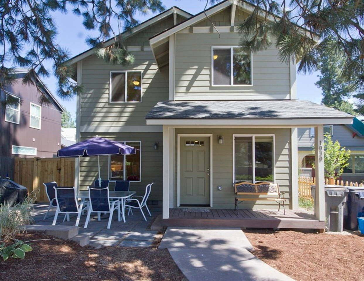 Centrally Located Bend Oregon Pet Friendly Vacation Rental