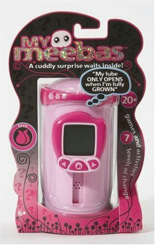 Toy Of Pet Comes Out Of Tube When Fully Grown Vintage Games Virtual Pet Games