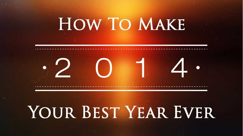 How To Make 2014 Your Best Year Ever! http://ralfskirr.com/make-2014-best-year-ever Today I'm presenting to you my first YouTube video ever! It's January, 1st. How about your new year's resolutions and your plans for your business? Are you on track, or did you manage to mess it up on day 1?