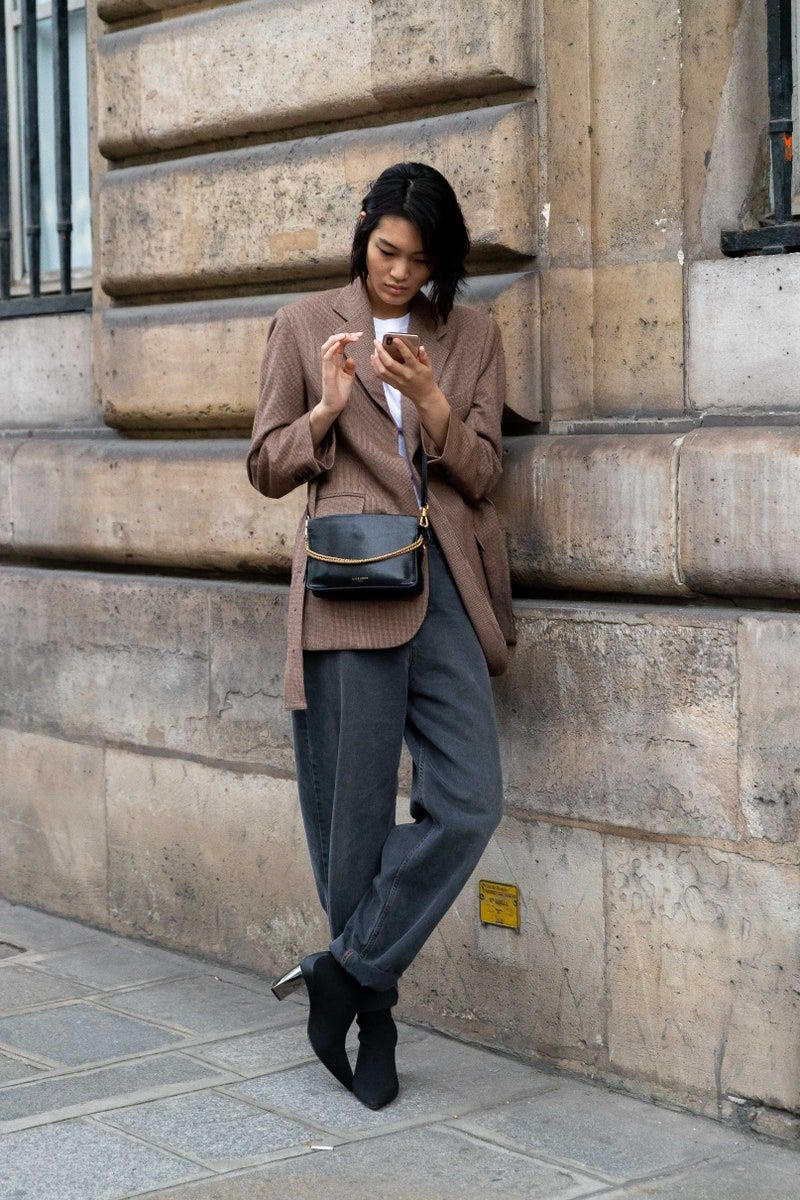 How to Remix Your Closet Staples, According to PFW Street Style