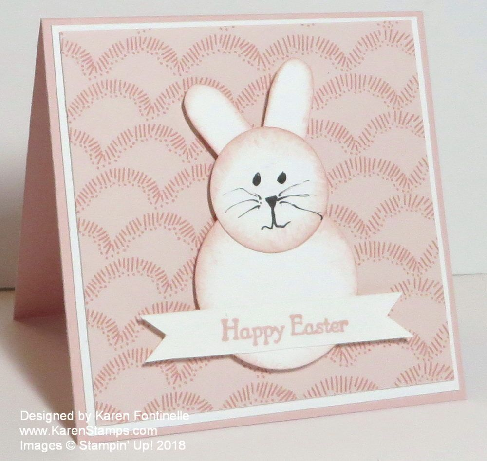 Make a quick and easy easter small gift card with a bunny to go with make a quick and easy easter small gift card with a bunny to go with a negle