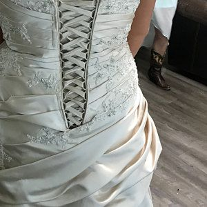 wedding gown bridesmaid and dress zipper replacement