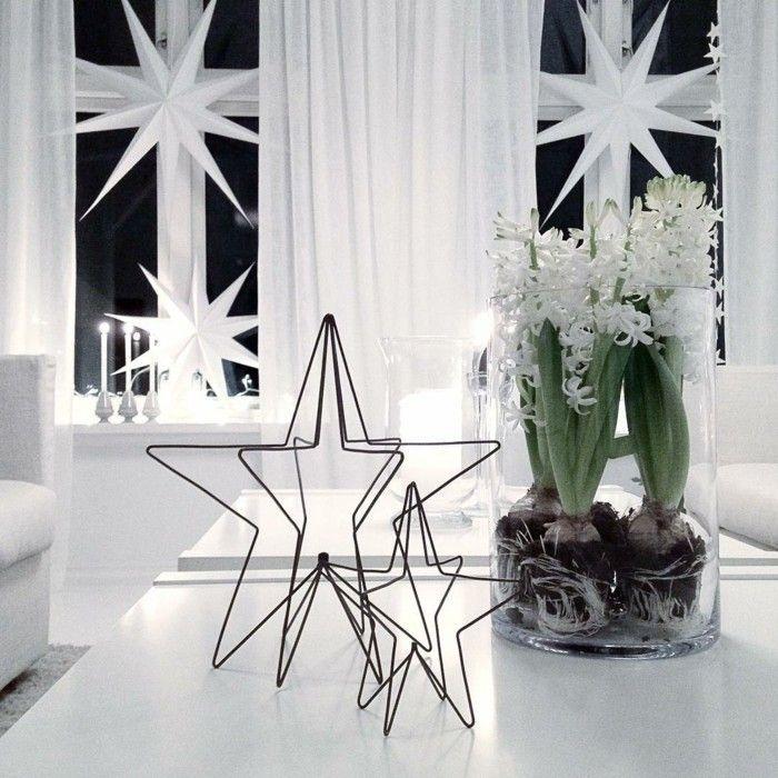 Weihnachten schwarz-weiß- Stimmung definiert man nicht immer nach Farbe
