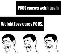 weight loss cures PCOS