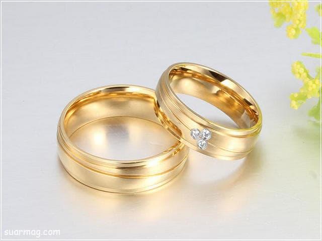 احدث اشكال محابس ذهب واحلى محابس خطوبة ذهب 2020 Gold Rings Rings Gold Engagement