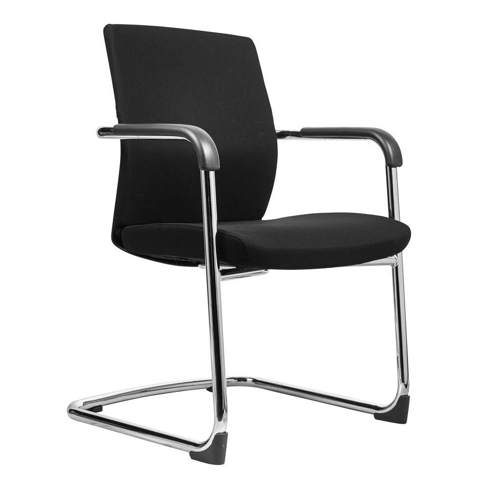 Bestuhl Jcon Meeting Room Chair Black – Conference Room Chairs Leather