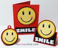 Emoji SMILE Trio