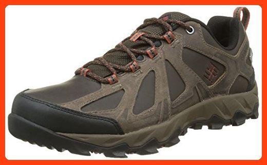 3775e224598 Columbia Men's Peakfreak Xcrsn Ii Low Leather Outdry Hiking Shoe ...