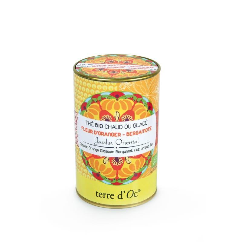 The Glace Bio Bergamote Fleur D Oranger Blog The De Bon Poil
