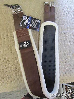 Girths 47277: New 44 Professionals Choice Combo Ventech English Saddle Girth Brown -> BUY IT NOW ONLY: $72.99 on eBay!