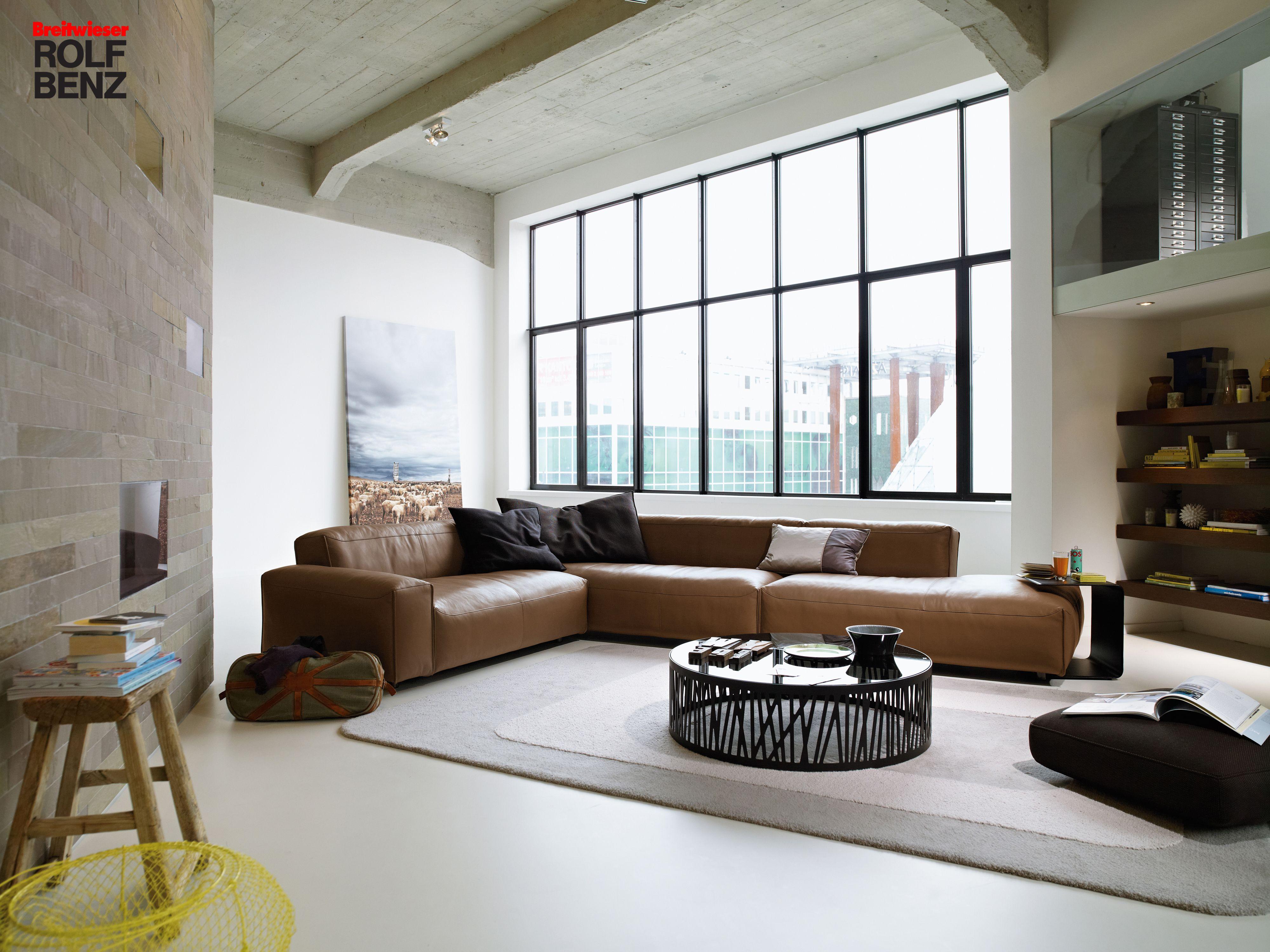 rolf benz bei breitwieser wohnzimmer platz f r die ganze familie pinterest sofa. Black Bedroom Furniture Sets. Home Design Ideas