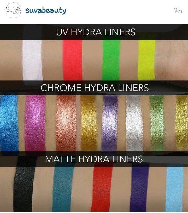 Hydra Liner Cake Eye Liner  by Suva Beauty #21