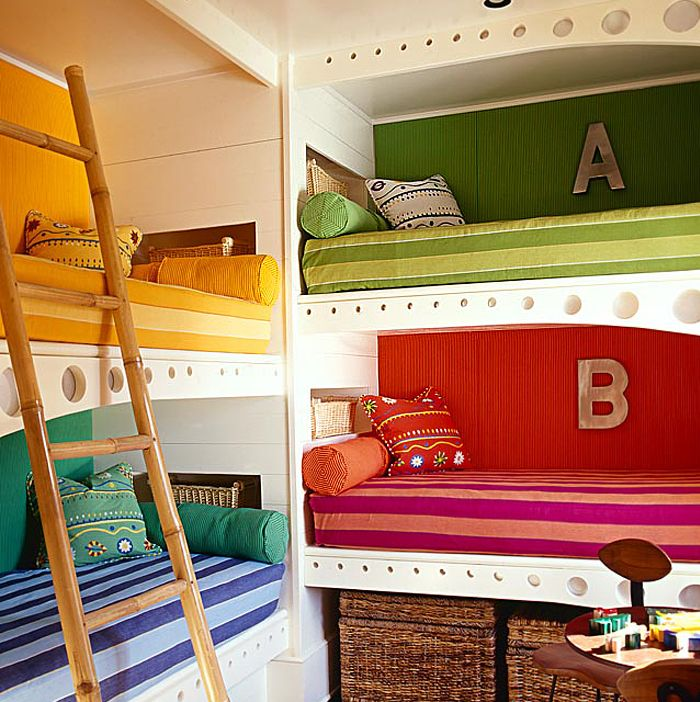 Plenty Storage Bunk Bed For Small Room Ideas Great