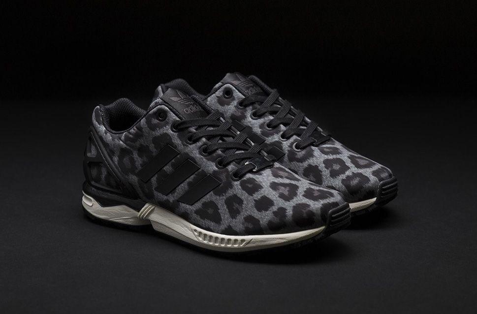 Sneakersnstuff x adidas ZX Flux 'Snow Leopard' (WMNS) - EU Kicks: