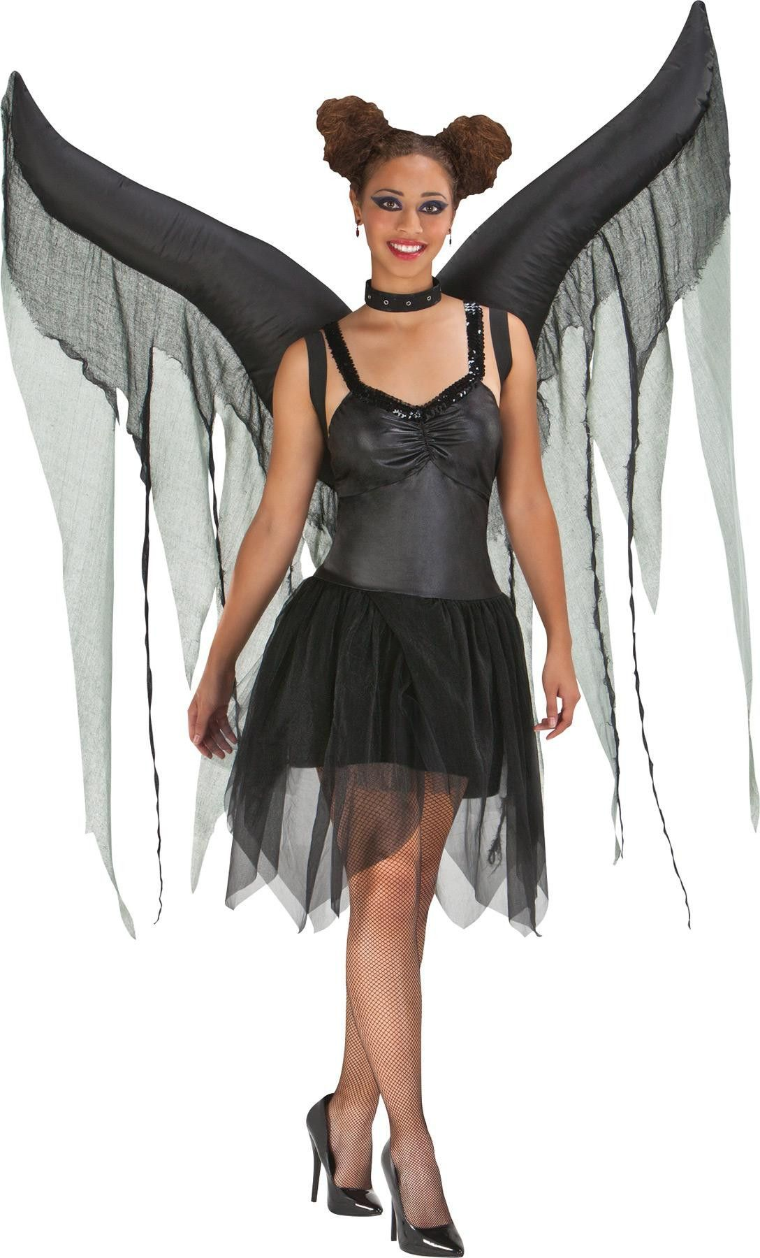 Wings Night Fairy Inflatable Wings costume, Fairy wings