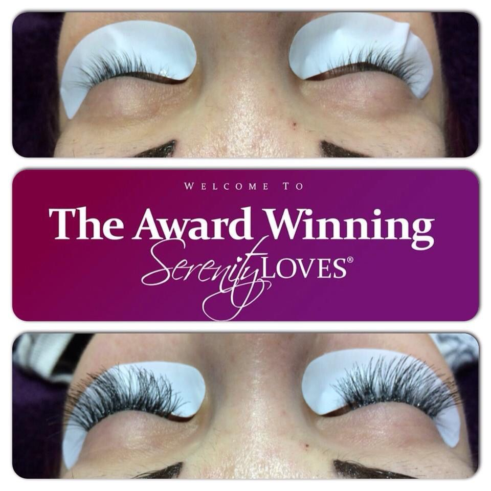 Here at Serenity Loves in beauty we have a selection of cluster lashes to choose from which are becoming very popular in salon!!! Getting ready for a night out why not get yourself some cluster lashes call to book in on 01733687835