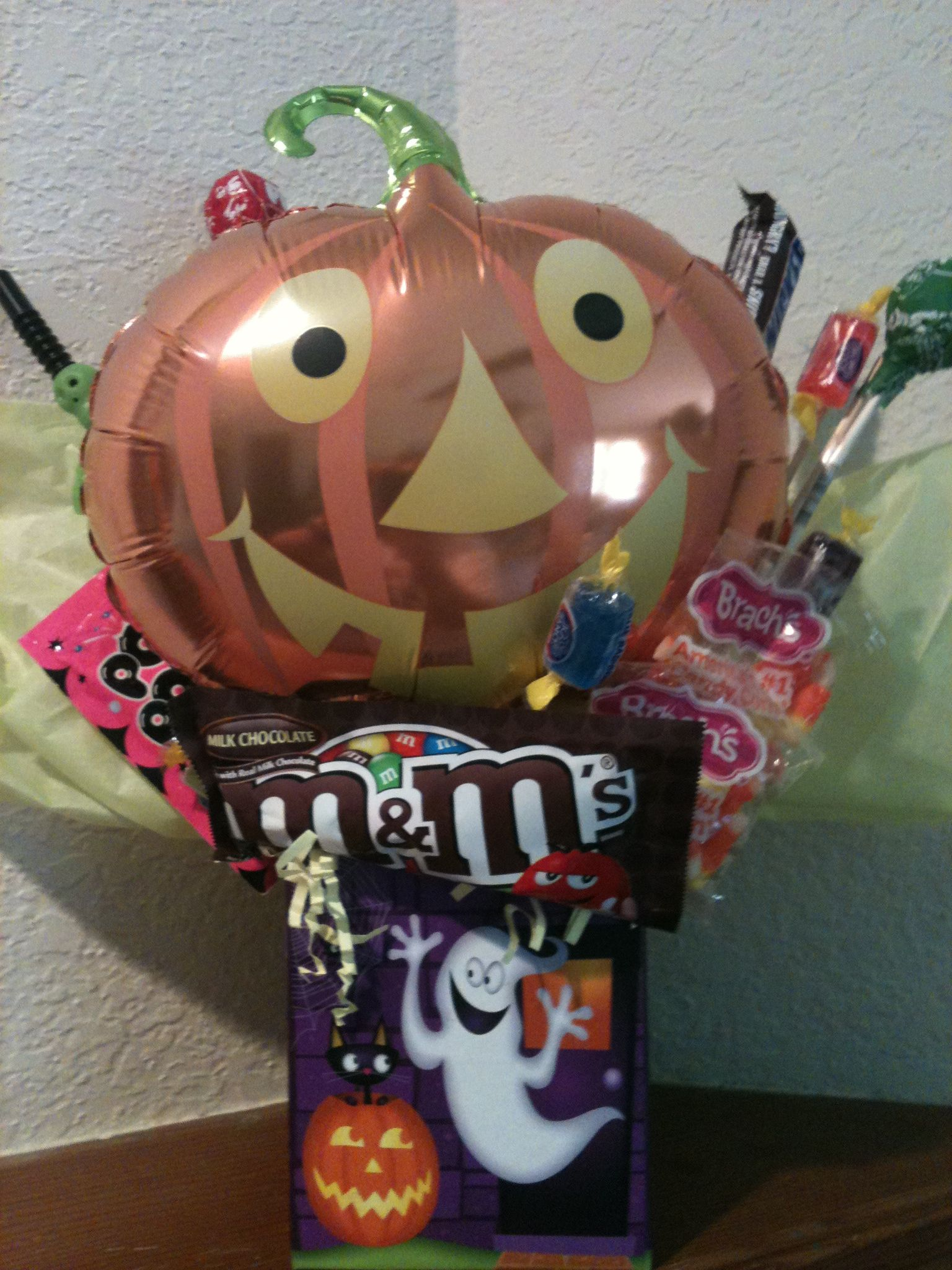 Halloween Candy Bouquet $12.00