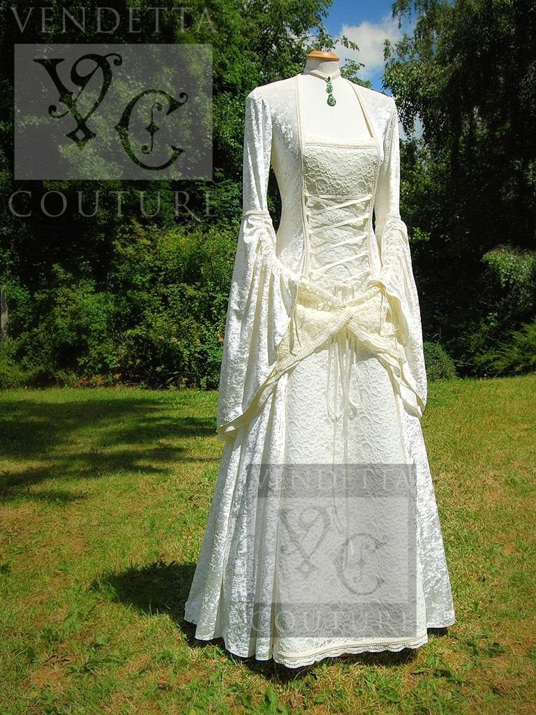 Medieval Style Dresses | lily 017 medieval style dress....GORGEOUS ...