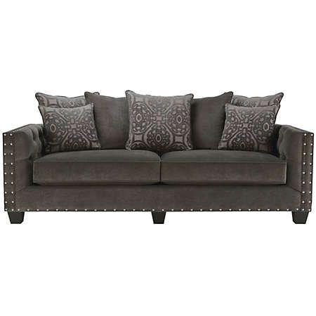 Sidney Road Truffle Sofa Art Van Furniture Mattress Furniture