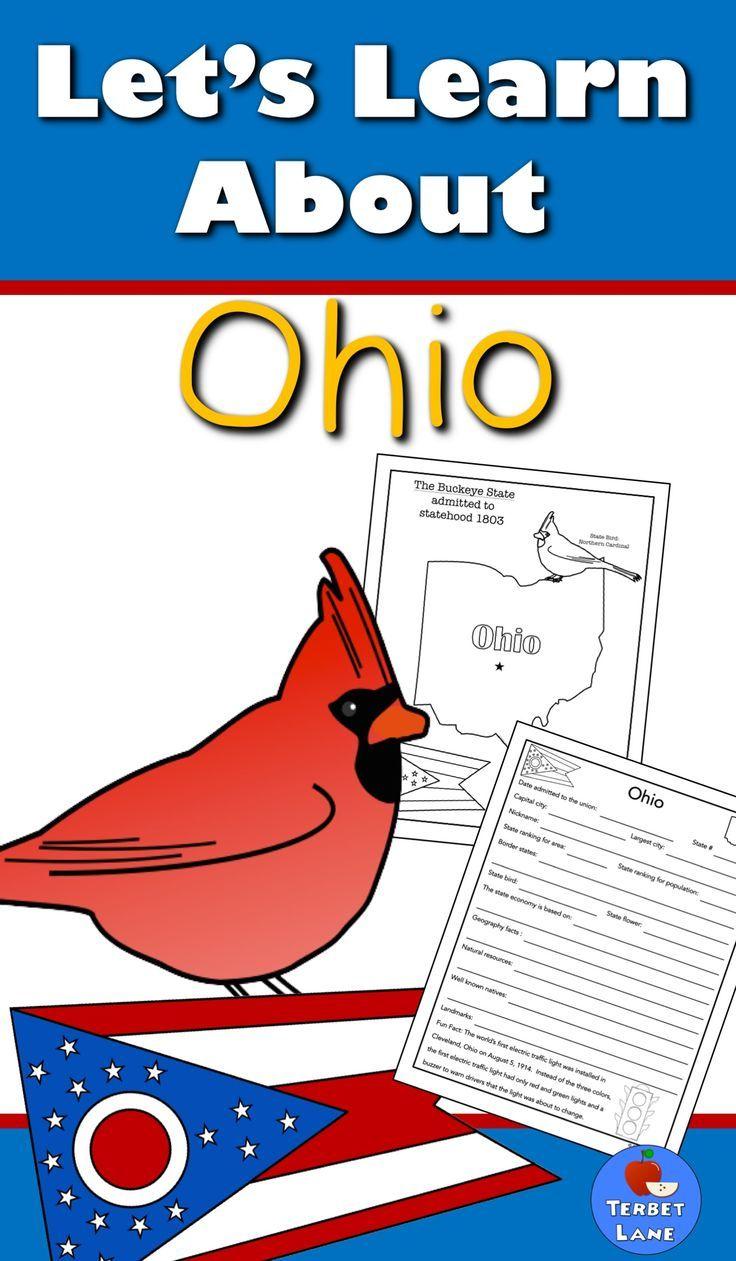 Ohio history and symbols unit study geography symbols and students buycottarizona