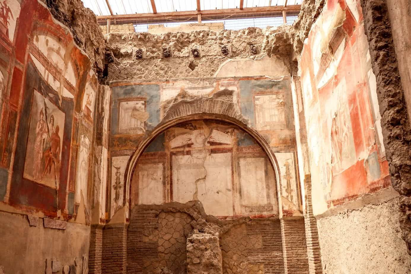 Photo of Guide To Visiting Herculaneum : Pompeii's Little Sister –