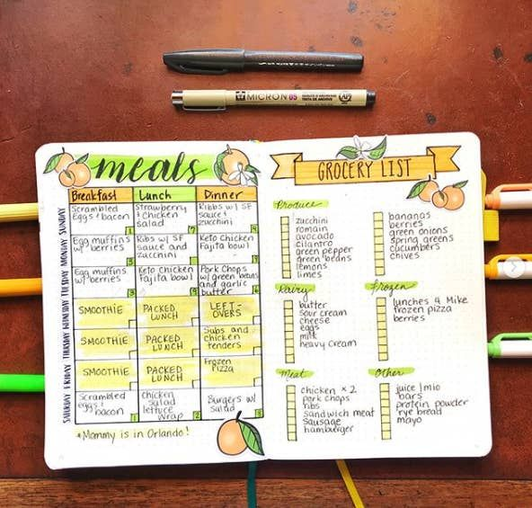 18 Bullet Journal Tips And Tricks To Make 2019 More Productive Than Ever