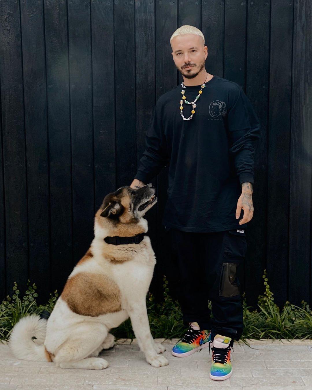 873 5 Mil Me Gusta 4 508 Comentarios J Balvin Jbalvin En Instagram Enzo El Rey De La Casa Colores In 2020 Instagram Songwriting Varsity Jacket