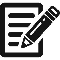 Write Free Interface Icons Writing Icon Coffee Shop Business Coffee Shop Business Plan