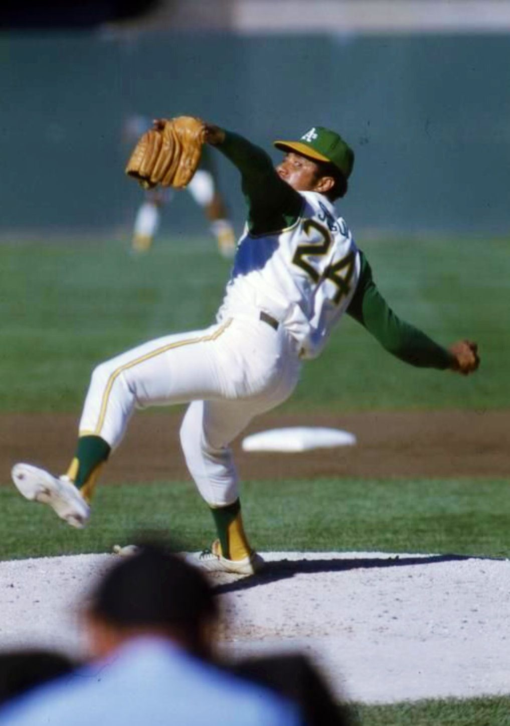 Diego Segui Oakland A S Oakland Athletics Baseball Baseball History Baseball Star