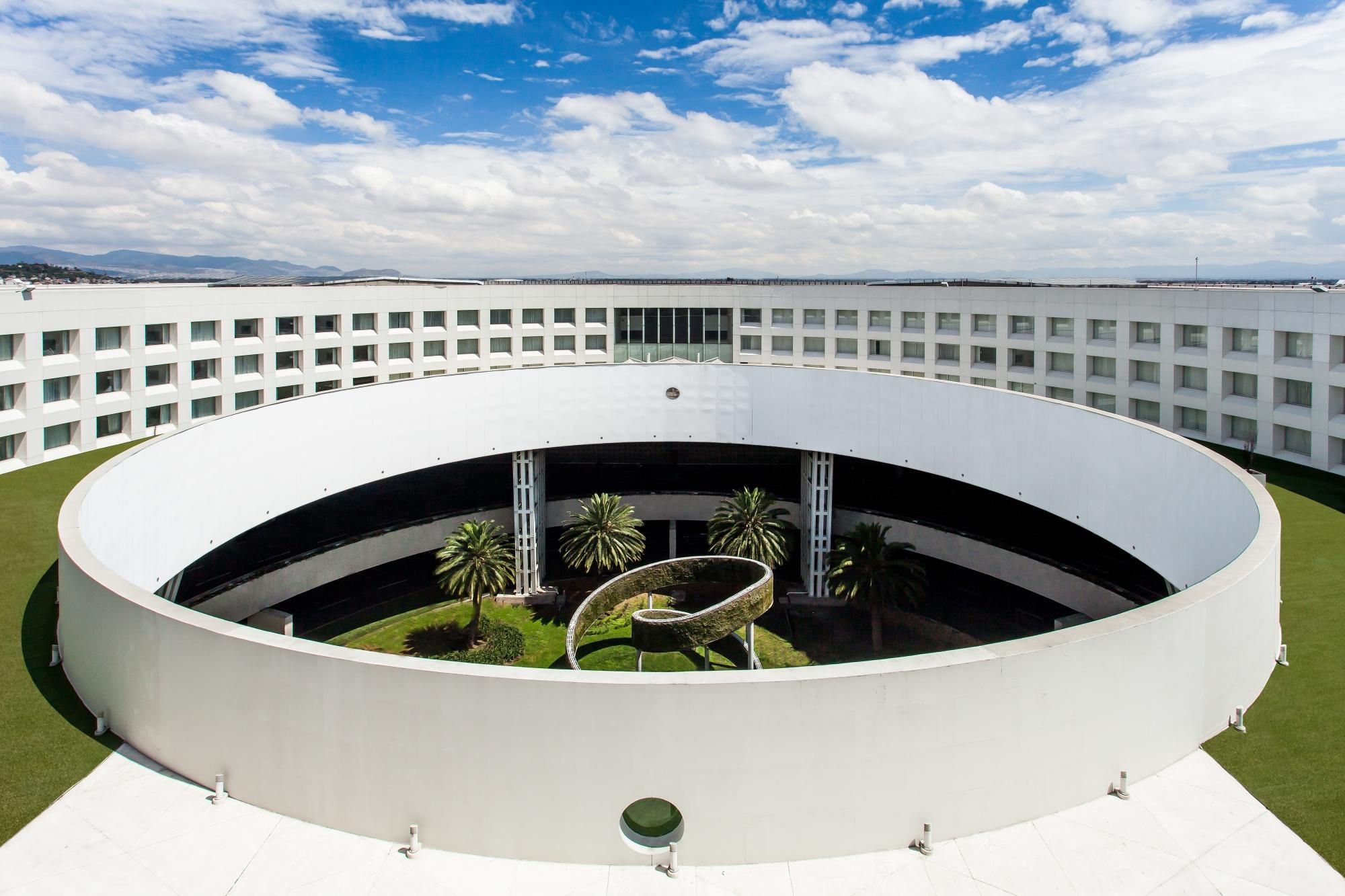 best hotels in mexico city airport