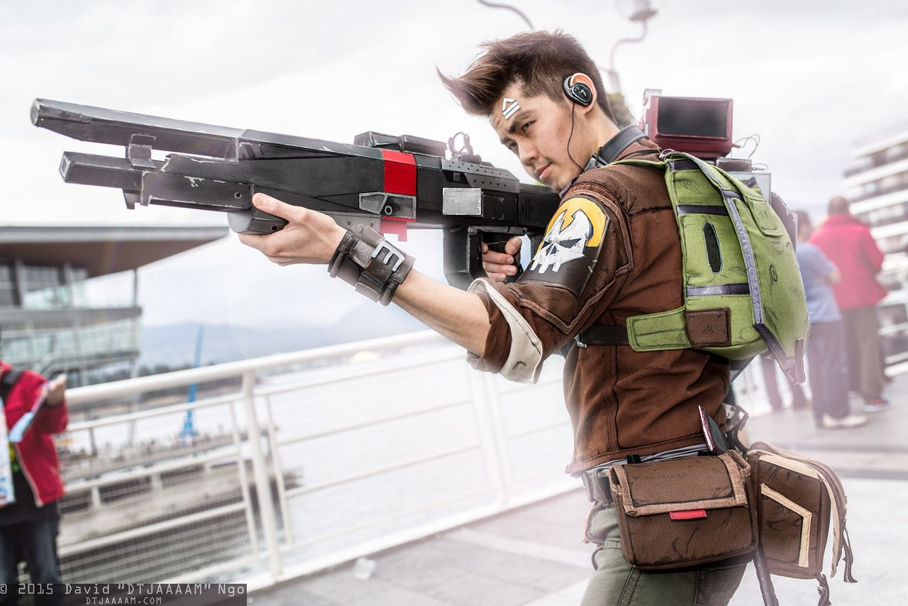 Axton (Borderlands)