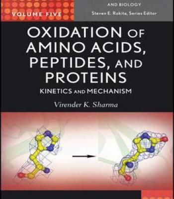 Oxidation of amino acids peptides and proteins kinetics and oxidation of amino acids peptides and proteins kinetics and mechanism pdf fandeluxe Images
