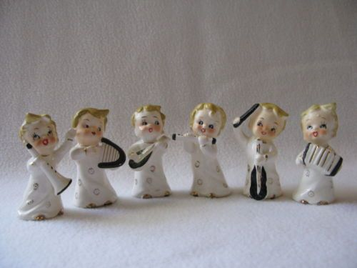 Vintage Angel Figurines