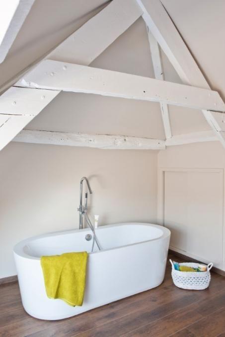 Badkamer schilderen / Paint bathroom / Salle de Bain | ⌂ Jij ...