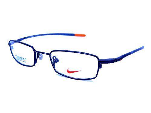 09933b5e883e New Nike Rx Prescription Flexon Eyeglass Frame With Clip-On Sunglasses  #9080MAG-SET