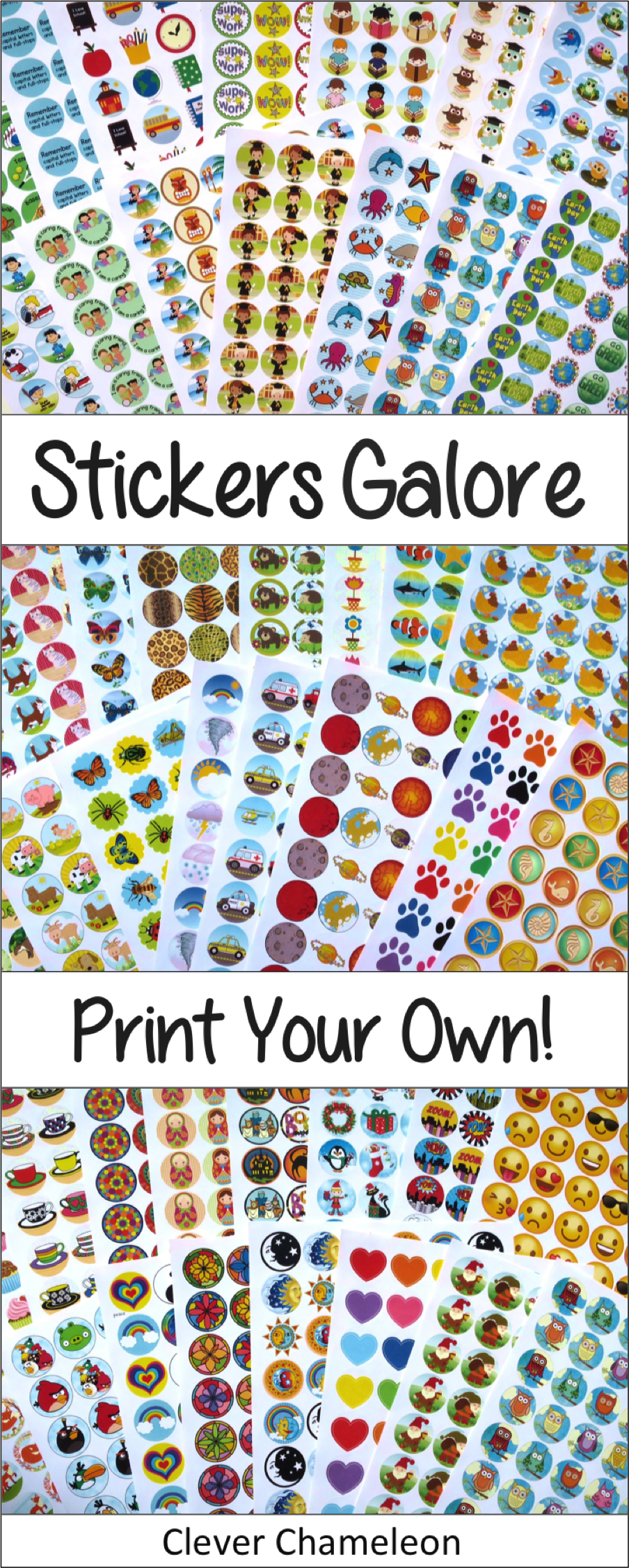 Stickers 60 printable sticker templates pinterest online print your own 60 printable sticker templates for online labels ol3012 maxwellsz