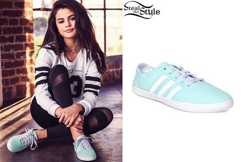 Selena Gomez for Adidas NEO's SpringSummer 2015 Collection