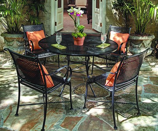 Wrought Iron Patio Furniture Lowes Lowes Patio Furniture In 2019