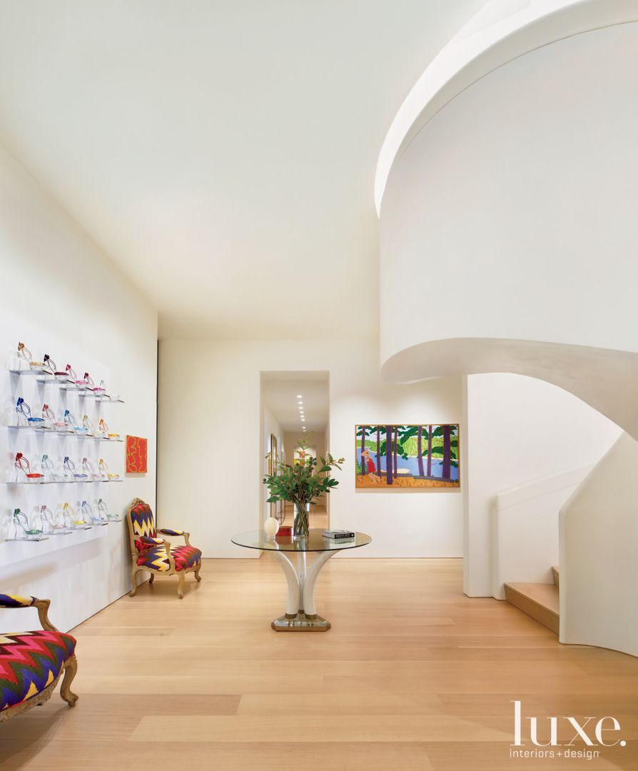 Britt Taner's Two-story Penthouse In Chicago's Ambassador