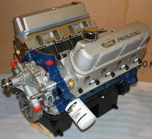 New Stroked Smallblock 460 With Images Crate Engines Ford