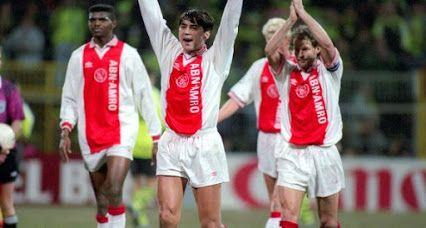 Gefeliciteerd Sonny Silooy! #jarig #52 #Ajax