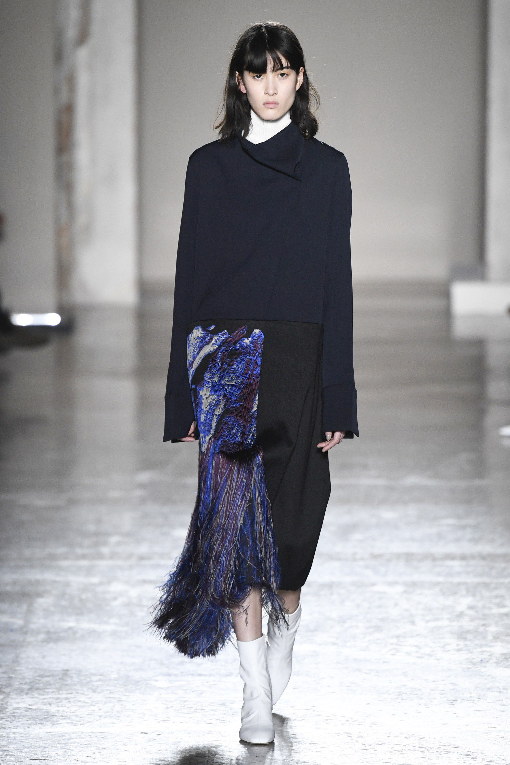 Gabriele Colangelo Fall 2018 ReadytoWear Fashion Show