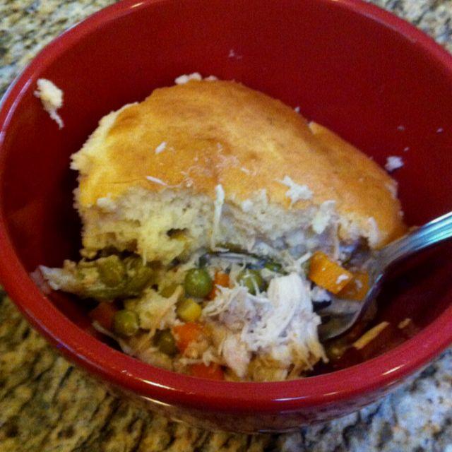 Weight Watchers Crock Pot Ideas: Weight Watchers Crock Pot Chicken Pot Pie. So Good!