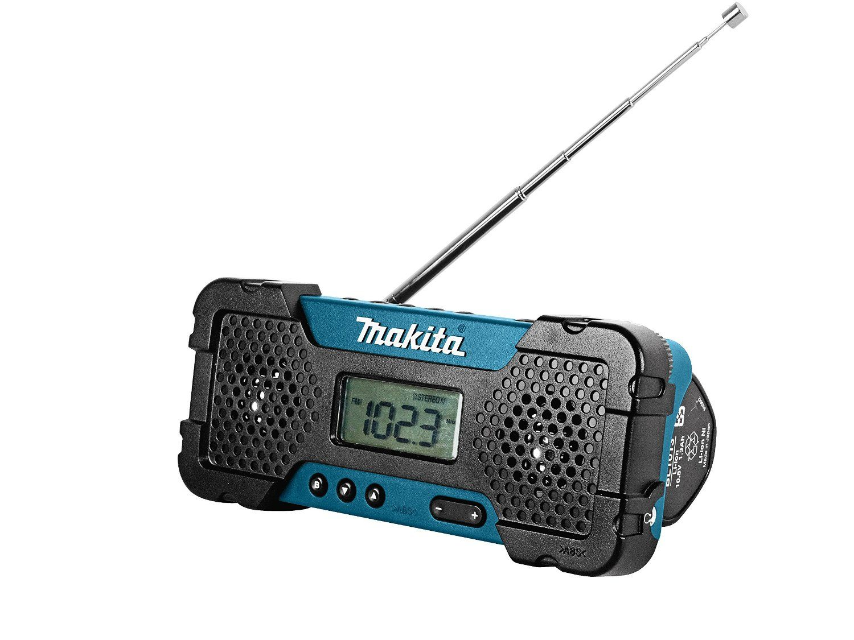 Amazon.co.jp: マキタ 充電式ラジオ MR051 本体のみ: DIY・工具